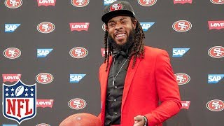 """Richard Sherman, """"The biggest misconception is that it"""
