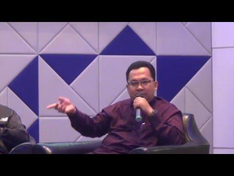 Sesi Forum Bersama Tuan Shaharuddin, COO Alam Maritim Berhad