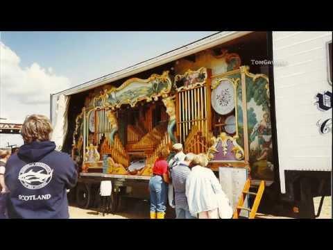 William Tell Overture  ~  Ex: Tom & Susan Varleys 115 Key Verbeeck 'Centenary Organ'
