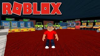 ROBLOX-The factory of Video Games (Arcade Tycoon)