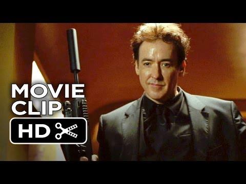 Grand Piano Movie CLIP - Tom Faces Clem (2014) - John Cusack, Elijah Wood Thriller HD