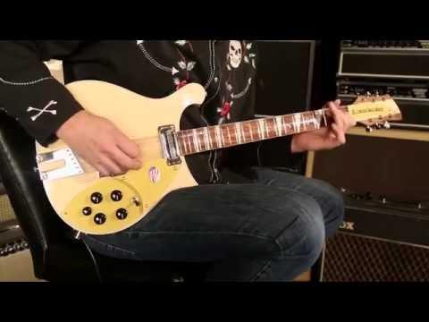 Rickenbacker 660 & 66012 Overview  •  Wildwood Guitars