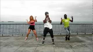 VYBZ KARTEL PARTY ME SAY choreography by CAMRON ONE-SHOT