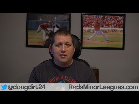 Reds Minor Leagues Talk: Episode 13