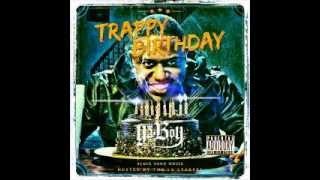 Ya Boy-100 Racks Feat Juicy J {Prod By Resource)   (Trappy Birthday mixtape)2012