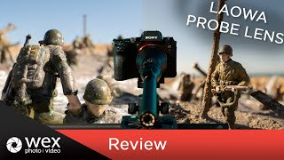 Getting creative with the Laowa Probe lens | Review