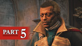 Assassin's Creed Unity Walkthrough Part 5 - Heads Will Roll (PS4 Gameplay Commentary)