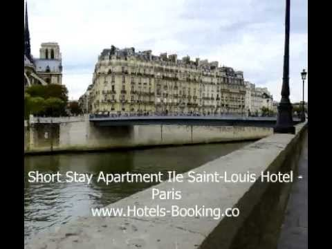 Short Stay Apartment Ile Saint-Louis Hotel - Paris