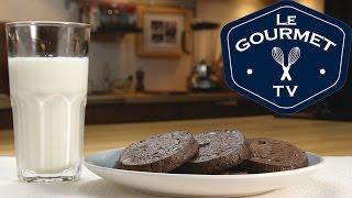 Double Chocolate Icebox Cookies Recipe - Legourmettv