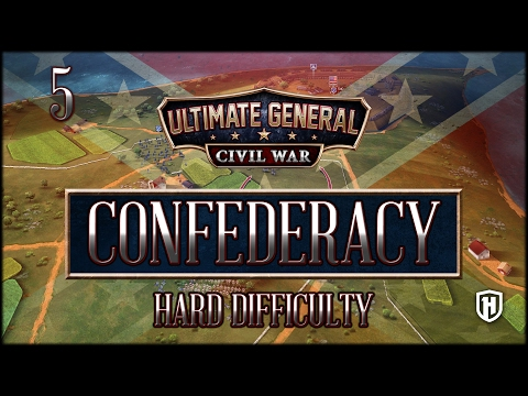 Stay Alert at Corinth! | Confederate Campaign #5 - Hard Difficulty - Ultimate General: Civil War