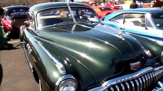 A rare original 1949 Buick Super Sedanette (Sedanet) at Charlotte Hall car show