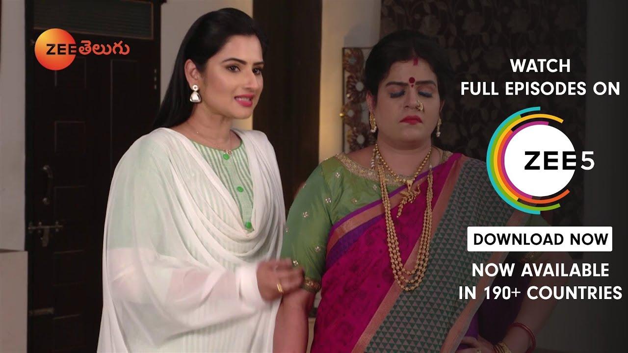 Maate Mantramu - మాటే మంత్రము | Ep 228 | March 20, 2019 | Best Scene | Zee  Telugu