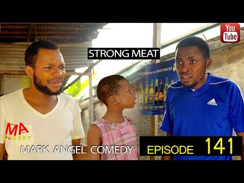Video: Mark Angel Comedy_ Strong meat (Episode 141)