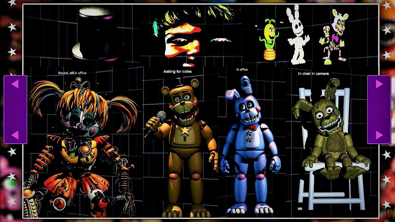 Fnaf Ultimate Custom Gamejolt