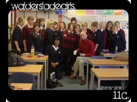Walderslade girls school leavers 2005-2010