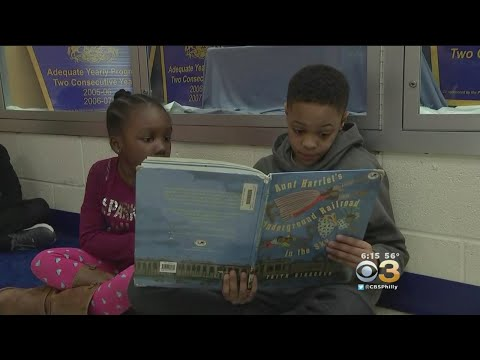 Willow Hill Elementary School Takes Part In 29th Annual National African-American Read-In