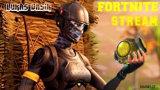 🔥 Večerní stream :) Nový dynamit ve FORTNITE !!! :O Coming Soon ! 🔥 Fortnite Battle Royale CZ/SK