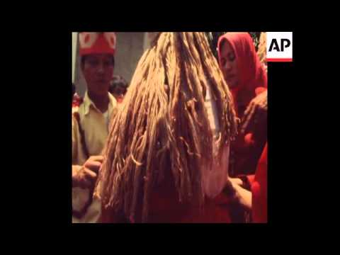 SYND 21 4 81 WOMAN CRUCIFIED IN HOLY WEEK CELEBRATION from YouTube · Duration:  2 minutes 24 seconds
