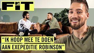 Kjeld Nuis Over Auto-ongeluk, Zijn Gouden Medailles En Expeditie Robinson | Mtv Fit Sit Down