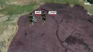 #معركة_الموصل .. انهاء عملية عزل داعش