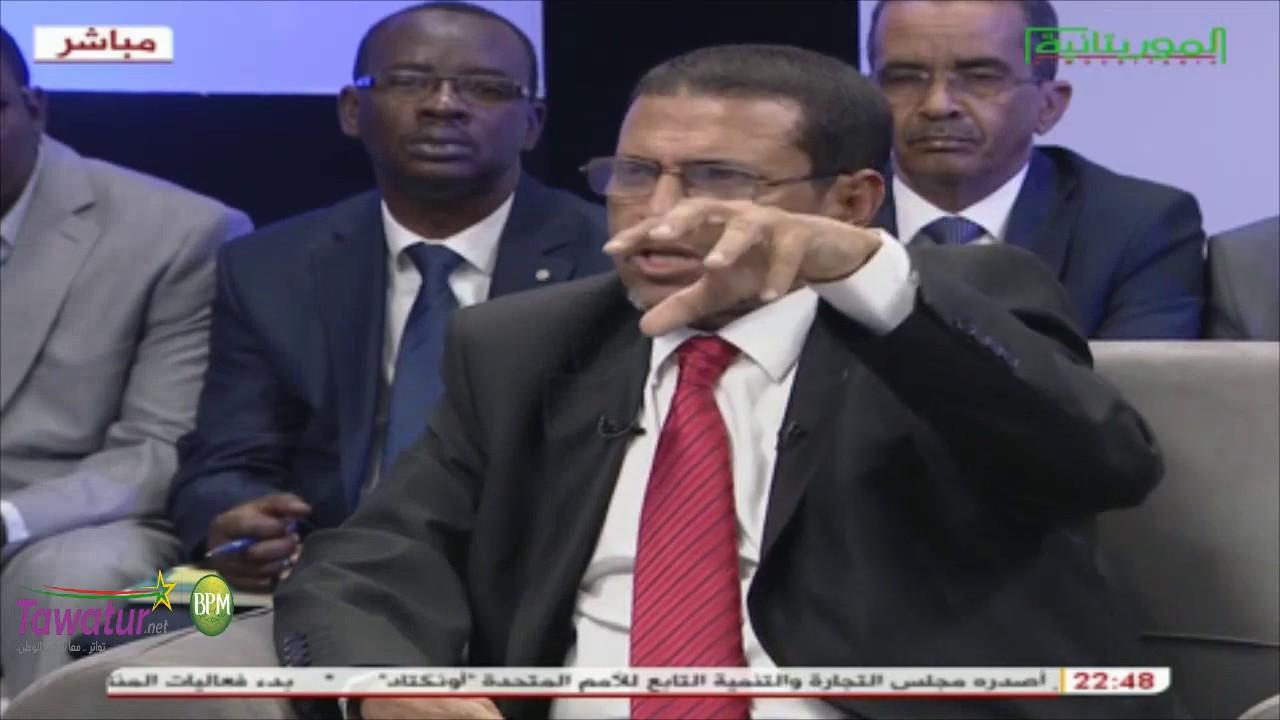 رد وزير الصحة على الدفعة الأولى من أسئلة  المدونين و الصحفيين | لقاء خاص مع د/ نذيرو ولد حامد