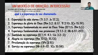 Estudo Bíblico - Efésios 1.15-23 - 30/09/2020