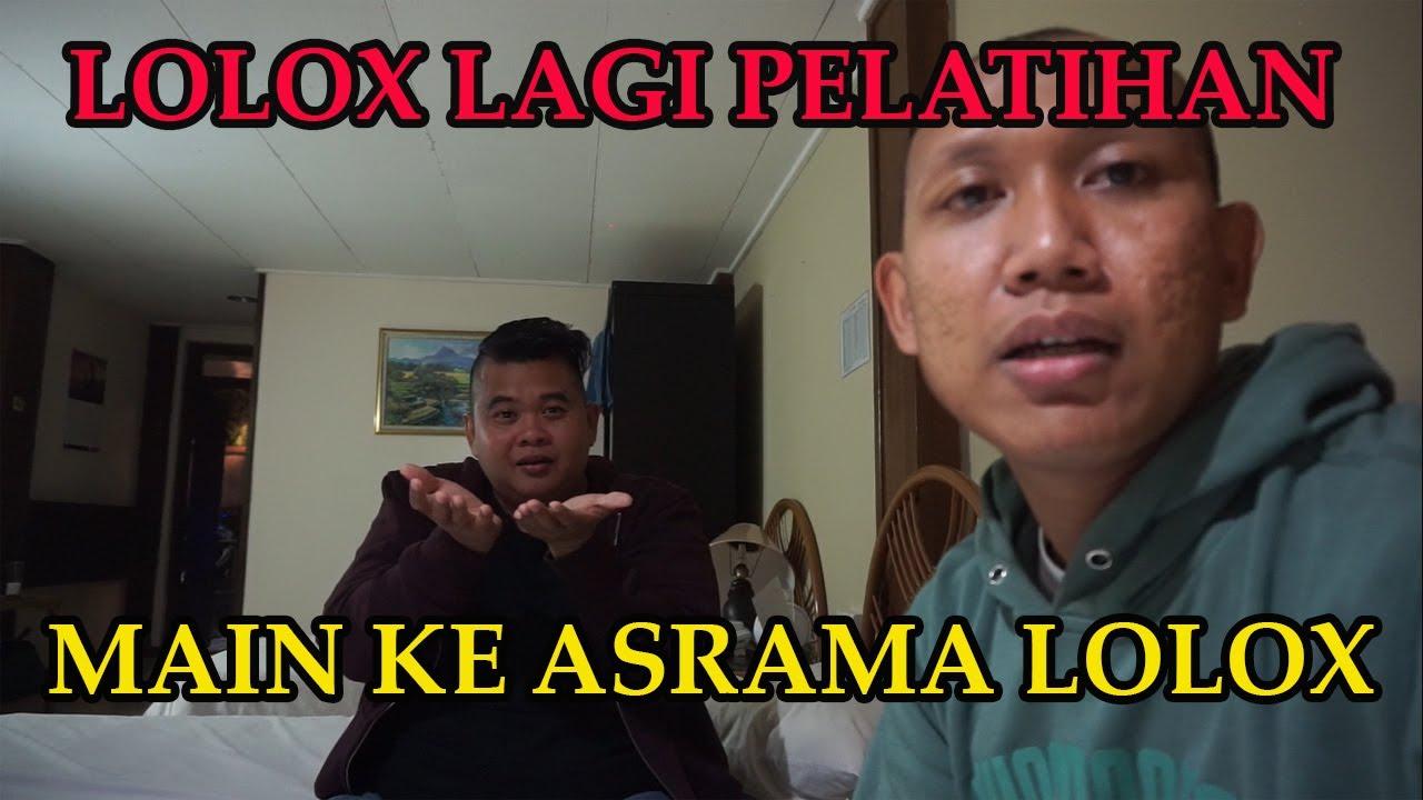 """LOLOX PELATIHAN """"MAIN KE ASRAMA LOLOX"""""""