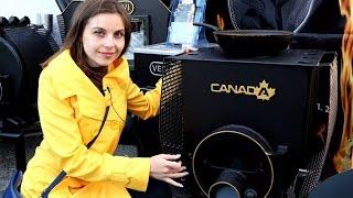 Печь Булерьян CANADA - с варочной поверхностью(, 2016-05-17T18:09:33.000Z)