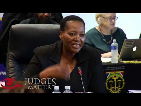 JSC interview of  Ms K Q Hadebe for the KwaZulu-Natal Division of the High Court(Judges Matter)