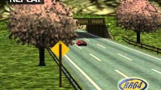 Ridge Racer 64- Replay #1