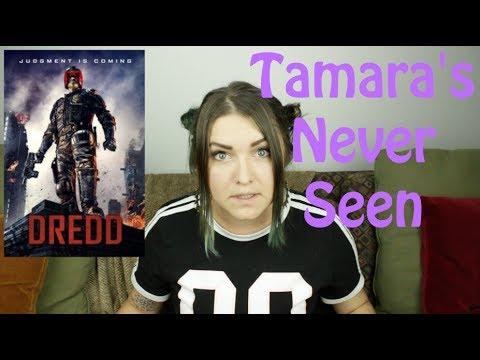 Dredd - Tamara's Never Seen