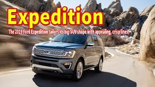 2019 ford expedition xlt   2019 ford expedition stealth edition   2019 ford expedition fx4