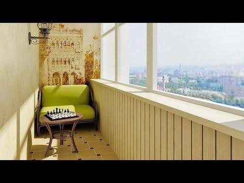 Примеры Отделки Балкона, Которые Все Хотят