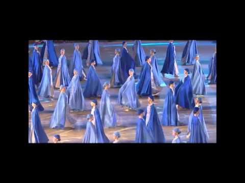 Baltija - Dainų šventė 2014