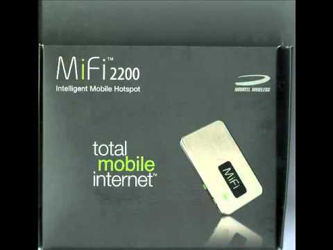 Novatel Wireless Mifi 2200 Mobile Internet Review