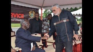 J. A. Kuffour Replies Rawlings Over Critizing Him On Nkrumah