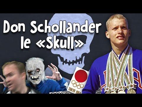 Don Schollander le Skull - Salut les Baigneurs #48
