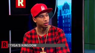Revolt Tyga Interview 2014
