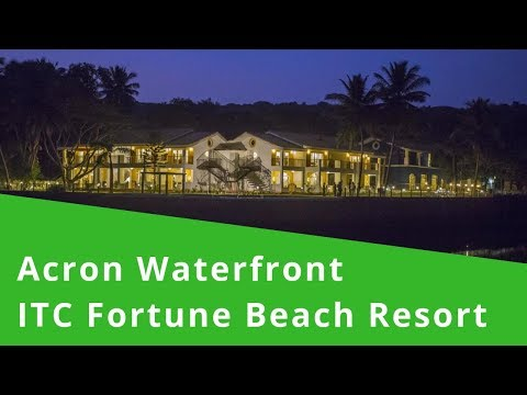 acron-waterfront-itc-fortune-beach-resort---goa-india---images---youtube-video