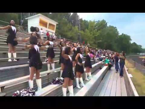 Byram Middle School Dancers