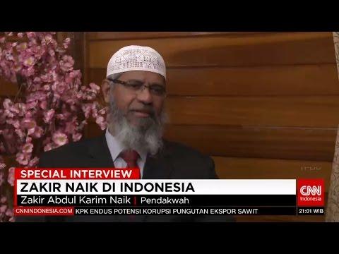 Dr Zakir Naik di Indonesia - Eksklusif CNN Indonesia