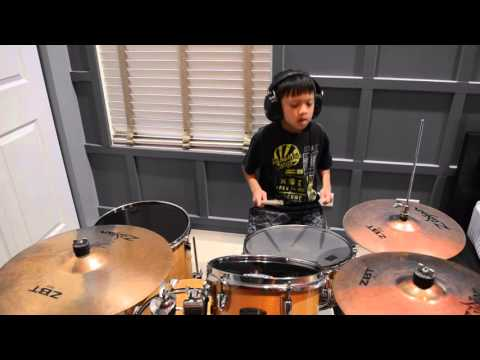 Twenty One Pilots - Lane Boy (Drum Cover)