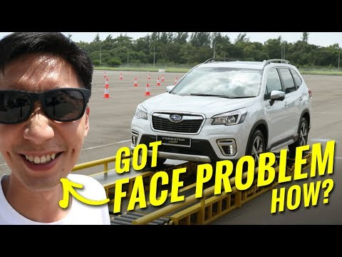 The Subaru Forester E-Boxer Comes With A Facial Recognition Feature! - AutoBuzz.my
