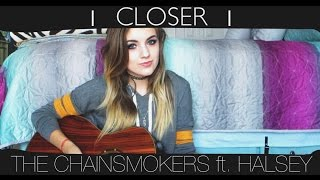 Closer - The Chainsmokers (ft. Halsey) Acoustic Cover