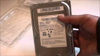 Samsung Spinpoint F4 2TB hard drive