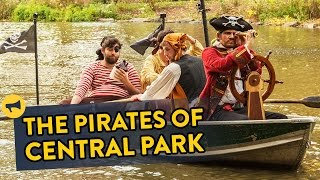 The Pirates of Central Park