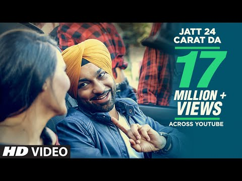 Thumbnail: Harjit Harman: Jatt 24 Carat Da Full Video Song | Latest Punjabi Songs 2016 | T-Series