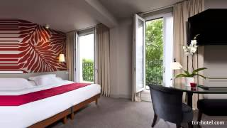 Best Hotels in Paris: Gardette Park Hotel(, 2015-08-03T07:48:29.000Z)