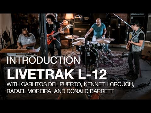 Introducing the LiveTrak L-12
