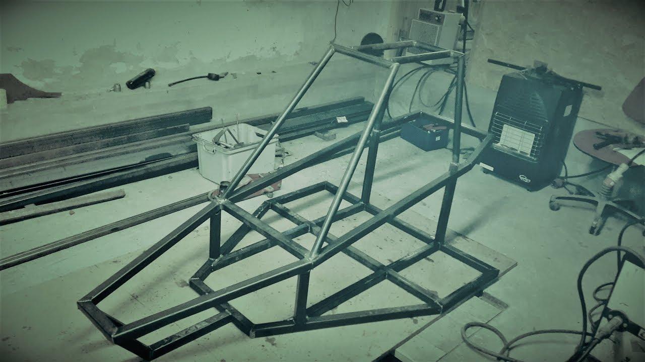 Piranha Buggy @ SICK project Part 42: Construction plans! by Piranha Buggy  @ SICK Project!